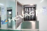 Planta do chapeamento da máquina de revestimento PVD do botão PVD do punho de porta