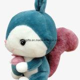 Het leuke Stuk speelgoed van de Eekhoorn van de Pluche