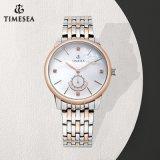 男女兼用熱い販売法は腕時計をまたは人および女性72326のための魅了および方法腕時計細くする