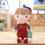 Brinquedos de brinquedos de pelúcia com peluches para meninas