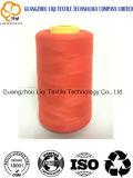 Cuerda de rosca opcional 100% del bordado del poliester de la cuerda de rosca de la materia textil de la máquina de los colores 75D/2