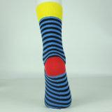 Изготовленный на заказ носки людей изготовления носка - смешной носок платья для человека