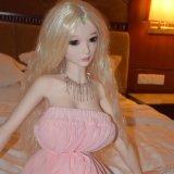 кукла секса силикона TPE 132cm реалистическая нагая
