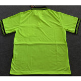 Dry Fit Cool plus 100 % polyester Fluorescent Green Mens Polo Shirt en ligne