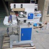 TM-C4-CT Machine à imprimer à quatre couleurs en cuir et à basse tension avec convoyeur