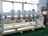 6 головок компьютеризировали высокоскоростную машину вышивки с Ce/сертификат ISO9001/SGS