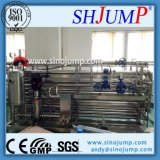 Linha de processamento da pasta da fruta da alta qualidade de China/linha de processamento suco de fruta