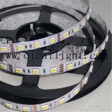 Alta tira flexible rodada del PWB 2835 SMD LED del cobre de la capa doble del CRI