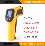 Injetor infravermelho Handheld da temperatura do termômetro de Digitas