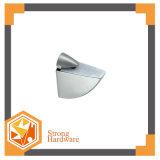 Procès convenable de porte en verre en alliage de zinc pour la bride en verre de 6-12mm
