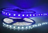 防水SMD 5050 LEDのストリップのケイ素