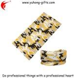 海釣(YH-HS010)のためのカムフラージュの昇華管の印刷の継ぎ目が無いスカーフ