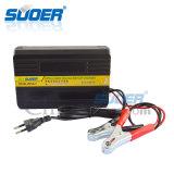 Suoer 20A12V carregador da bateria 24V com visor LCD (FILHO-20A+)