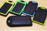 Chargeur solaire portable Batterie solaire avec double USB