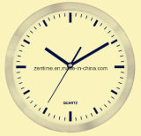 Movimientos de reloj de cuarzo Metal con reloj de pared de mosaico