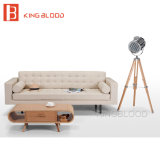 De par en par 3 sofás del sofá de la tela de Seter con precio de descuento