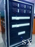 33 canali 16A IP44 impermeabilizzano la casella di potere per l'amplificatore