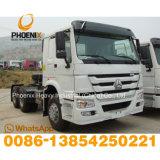 De goede Voorwaarde gebruikte vrij het Hoofd van de Tractor van het Paard van de Vrachtwagen van de Tractor van 371HP Sinotruck HOWO 6X4