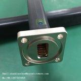 Élément flexible de micro-onde de guide d'ondes de torsion de bande de Ku