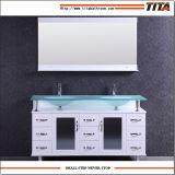 Vanità superiore di vetro classica T9097-30W della stanza da bagno