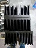 De Uitdrijving Heatsink van het aluminium met het Zwarte Anodiseren