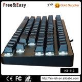 Новые клавиатура USB 87 Backlight ключевая механически