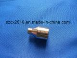 Schutzkappen E14, die den Kontakt herstellt Anzeigeinstrument auf die fertigen Lampen befestigt prüfen
