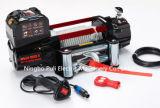 Imperméable IP67 9500lb Heavy Duty 4X4 treuil à câble en acier de treuil