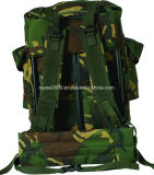 Resistente al agua duradero prueba de fuego mochila militar táctico