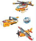 Les enfants de 3 en plastique en 1 blocs de construction jouet