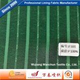 Tessuto della ratiera del poliestere di alta qualità per il rivestimento Jt101 dell'indumento