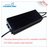720W 20A Outdoor programmable Dimmable Constant Current Waterproof LED Driver