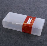 中国の製造業者プラスチックペットPP PVCボックス昇進デザイン