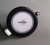 Luz 150W de la bahía del UFO LED del almacén del sensor de movimiento de la microonda alta