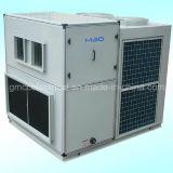 Condicionador de ar industrial do telhado com o compressor Hermetic do rolo