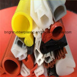 Kundenspezifische Qualitäts-Gummistrangpresßling-Teile
