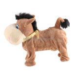 Stuffed Electronic Donkey Peluche Peluches De Peluches Avec Marche Et Son