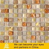 25X25 bricht keramisches Mosaik für Wand-Dekoration ab