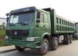 Autocarro con cassone ribaltabile resistente del camion 8*4 30-40t di Sinotruk