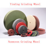 "6 ""X0.5"" 6p Non-tissé Grinding Wheel Nylon Disc Brush Flap Disc"