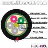 Duct Use GYTS / GYTA Fibra de fibra óptica ao ar livre PE 96 Fibras