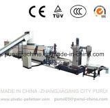 Película inútil del LDPE que recicla la máquina de la granulación