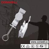 Braçadeira de fio Telecom da gota do cabo interno e ao ar livre de Opgw