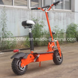 電気スクーター1000Wのセリウムの上の2車輪Foldable Shanding