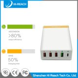 5 port 5V/3A 3.0 Interface USB batterie rechargeable portable Banque d'alimentation mobile