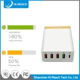 5 batería móvil portable portuaria de la potencia de la batería recargable del USB del interfaz 5V/3A 3.0