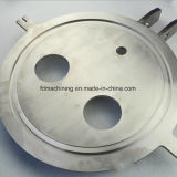 Solides solubles personnalisés, Al, pièces de machines en laiton