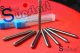 Tubos de mezcla Waterjet del carburo de tungsteno 6.35*1.02*101.6m m