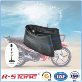 Câmara de ar interna de venda quente 3.00-18 da motocicleta do mercado de Ámérica do Sul