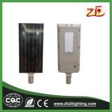 20W 40W todo en una luz de calle solar de la energía de la energía solar
